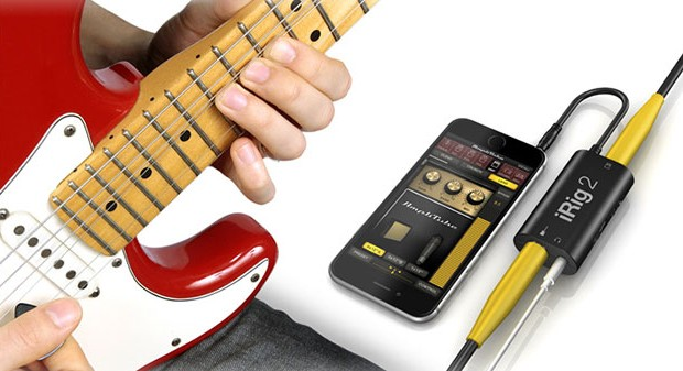 Ya está disponible la app musical iRig 2