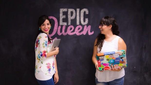 La fundación Epic Queen apoya a mujeres creadoras de tecnología