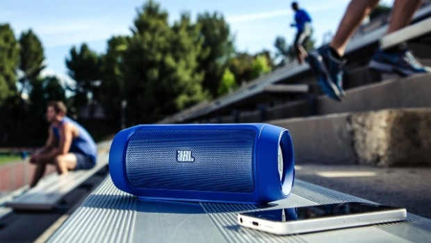 Gánate una bocina inalámbrica JBL Charge 2