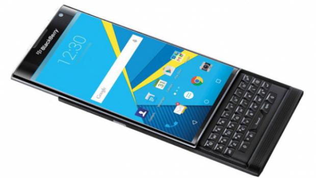 BlackBerry Priv, el primer Smartphone de la marca con Android