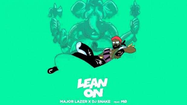 Según Spotify, Lean On es la canción del Verano 2015
