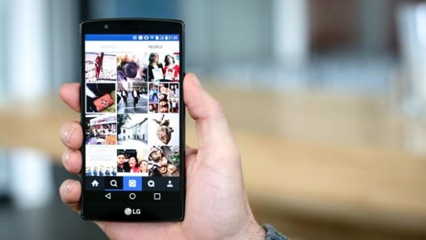 Usa varias cuentas de Instagram en el mismo teléfono