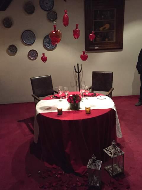 Detalles para el 14 de febrero - Detalles para cena romantica ...