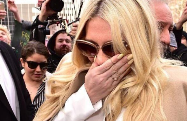 Kesha pierde juicio contra Dr. Luke 2