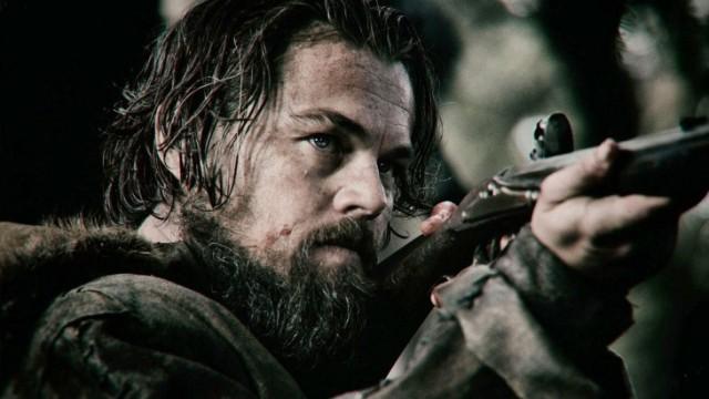 Leonardo DiCaprio Oscar 2016 1