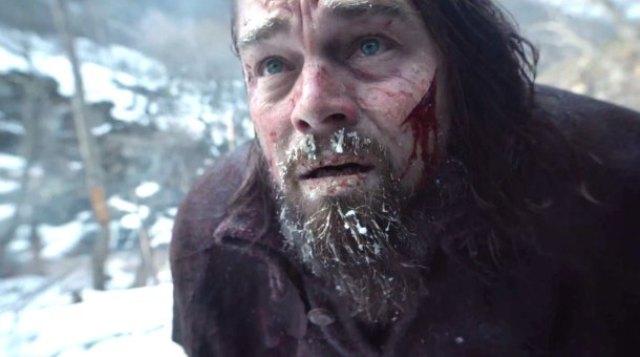Leonardo DiCaprio Oscar 2016 2
