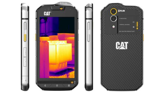 Smartphone CAT S60 1