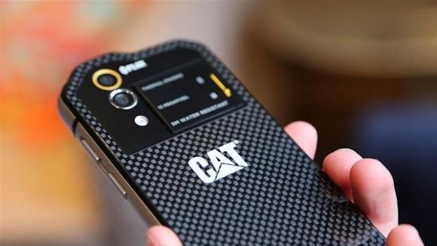 CAT S60, un Smartphone ultra resistente con cámara térmica