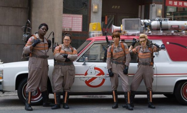 Ghostbusters trailer oficial 1