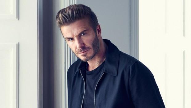 David Beckham tendrá su propia marca de cosméticos