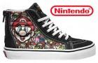 Vans y Nintendo consentirán a sus fans en verano