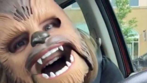 Candace Payne ya tiene su propia figura de Chewbacca