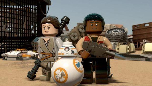 Lego Star Wars llega a las consolas de videojuegos
