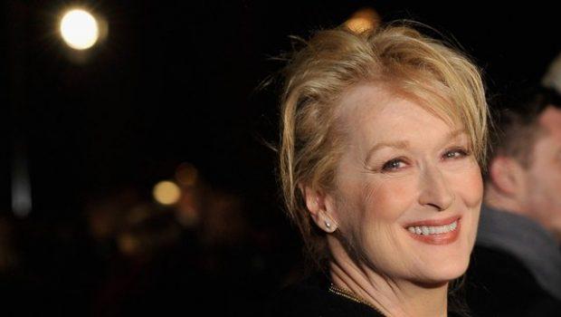 Meryl Streep se disfrazó de Donald Trump