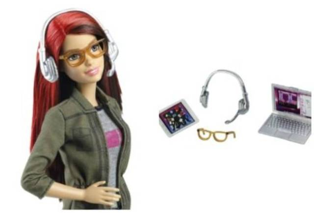 barbie programadora de videojuegos 2