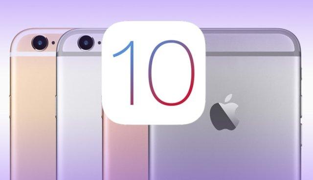 Apple lanza la actualización de iOS 10 3