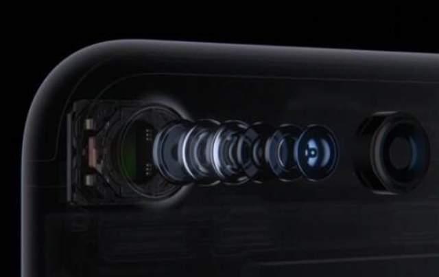 Características del nuevo iPhone 7 camara