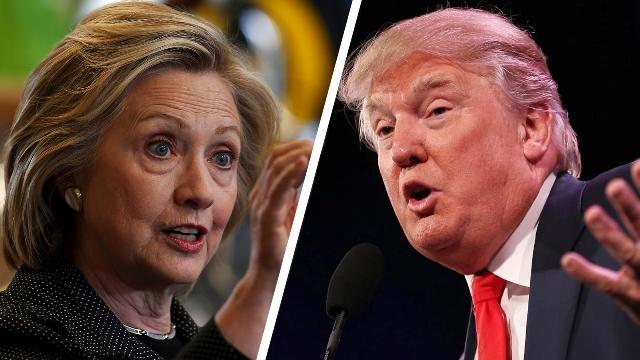 Debate Trump y Clinton en directo por Internet 1