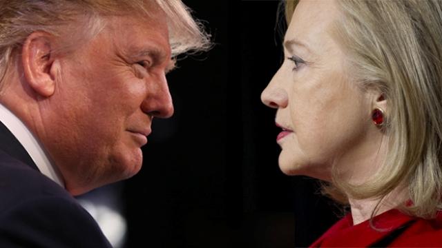 Debate Trump y Clinton en directo por Internet 2