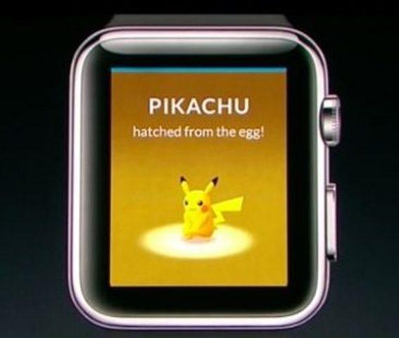 Pokémon Go llega al Apple Watch 2 1