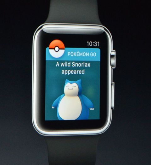 Pokémon Go llega al Apple Watch 2 2