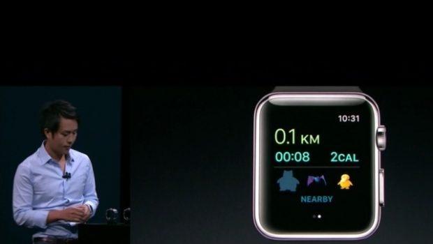 Pokémon Go se podrá jugar en el Apple Watch 2