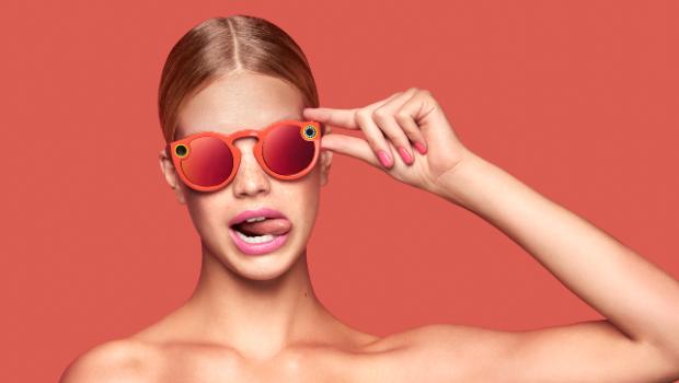 Snapchat cambia de nombre y lanza sus gafas inteligentes Spectacles