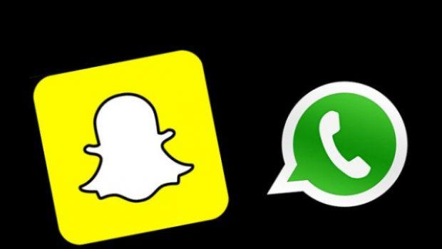 WhatsApp estrena actualización y le copia funciones a SnapChat